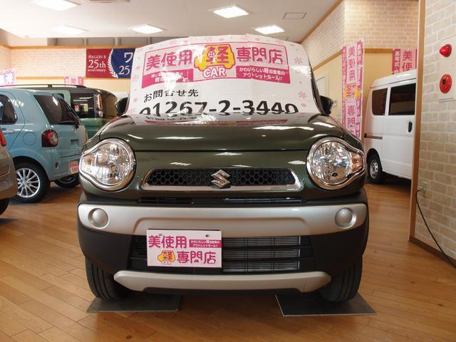 G 4WD 届出済未使用車 Sエネチャージ シートヒーター(2枚目)