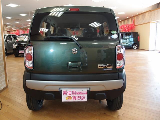 G 4WD 届出済未使用車 Sエネチャージ シートヒーター(6枚目)