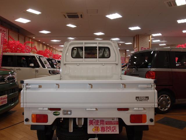 KCエアコン・パワステ 4WD ラジオ(4枚目)