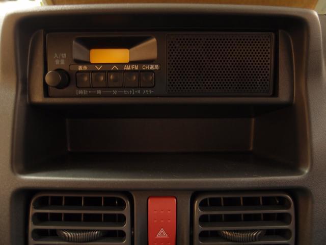KCエアコン・パワステ 4WD ラジオ(7枚目)