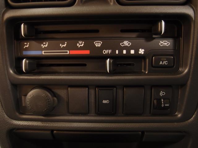 KCエアコン・パワステ 4WD ラジオ(8枚目)
