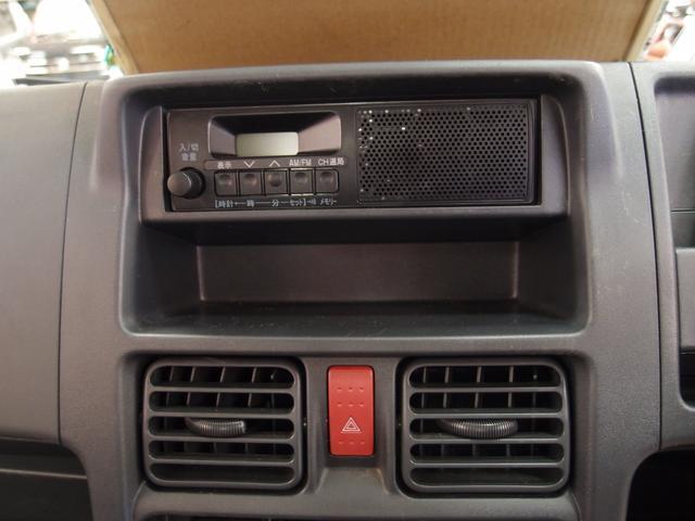 M 4WD スタッドレス 荷台マット ラジオ(7枚目)