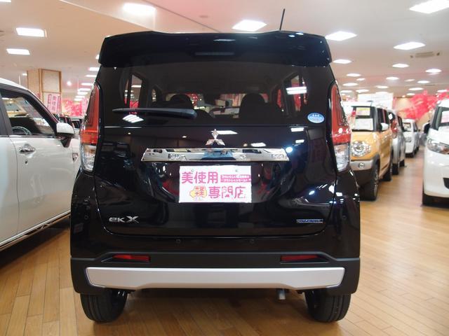 「三菱」「eKクロス」「コンパクトカー」「北海道」の中古車6