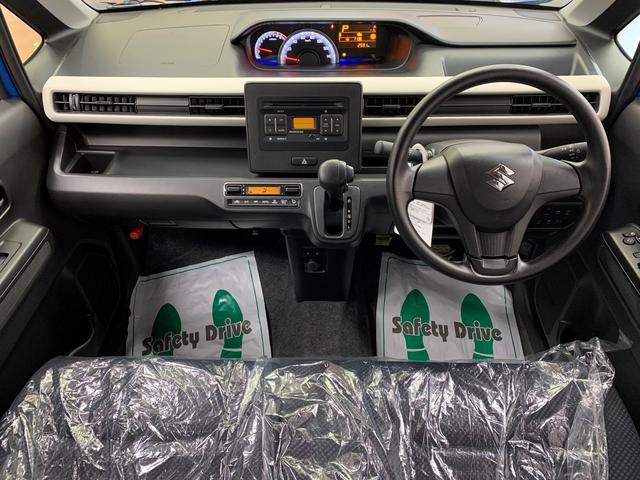 ハイブリッドFX セーフティPKG 4WD プッシュスタート 運転席・助手席シートヒーター オーディオ付き アイドリングストップ 衝突軽減ブレーキ 横滑り防止装置 電動格納ドアミラー(13枚目)