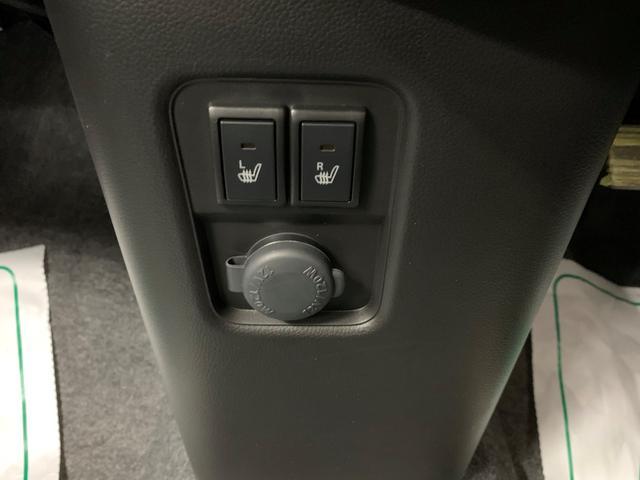 ハイブリッドFX セーフティPKG 4WD プッシュスタート 運転席・助手席シートヒーター オーディオ付き アイドリングストップ 衝突軽減ブレーキ 横滑り防止装置 電動格納ドアミラー(19枚目)