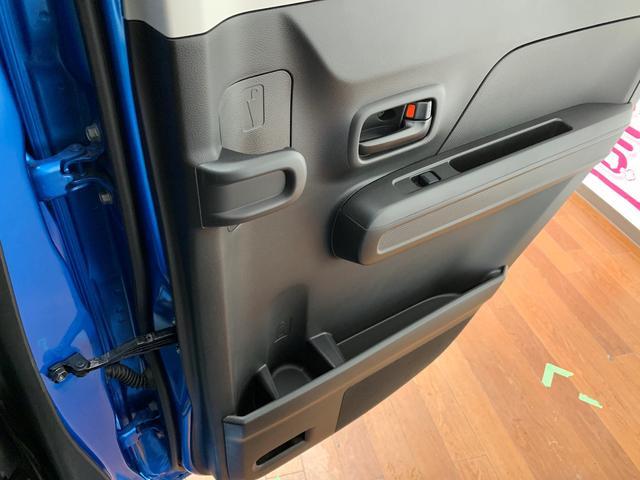 ハイブリッドFX セーフティPKG 4WD プッシュスタート 運転席・助手席シートヒーター オーディオ付き アイドリングストップ 衝突軽減ブレーキ 横滑り防止装置 電動格納ドアミラー(21枚目)