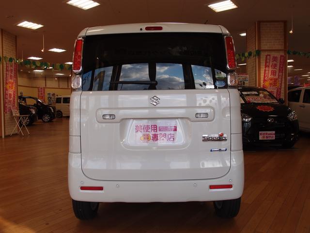 ハイブリッドG 4WD 社外アルミホイール 1DINオーディオ プッシュスタート シートヒーター(6枚目)