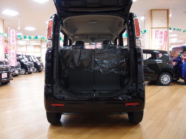 ハイブリッドG 4WD 届出済未使用車 キーレス プッシュスタート シートヒーター スライドドア(4枚目)