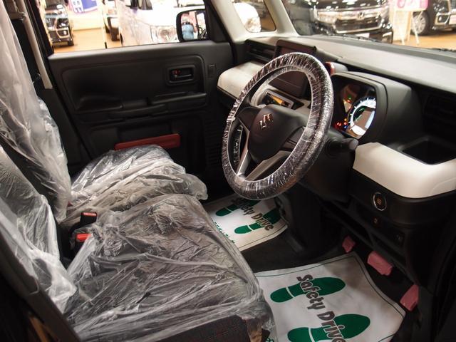 ハイブリッドG 4WD 届出済未使用車 キーレス プッシュスタート シートヒーター スライドドア(7枚目)