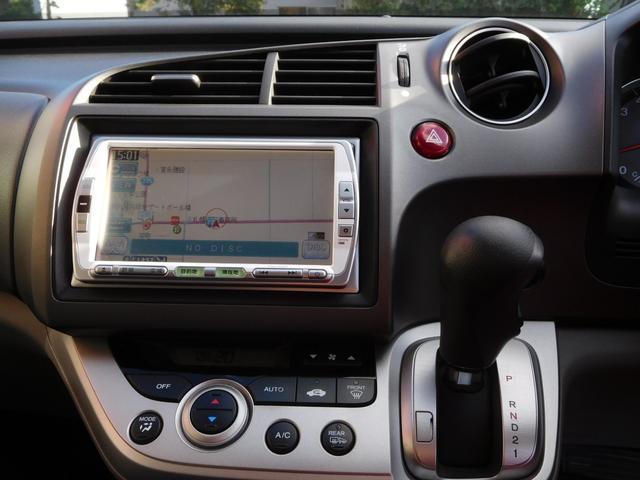 ホンダ ストリーム X スタイリッシュパッケージ 4WD SDナビ 地デジ