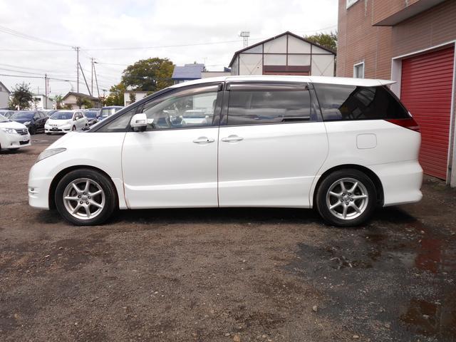 「トヨタ」「エスティマ」「ミニバン・ワンボックス」「北海道」の中古車11