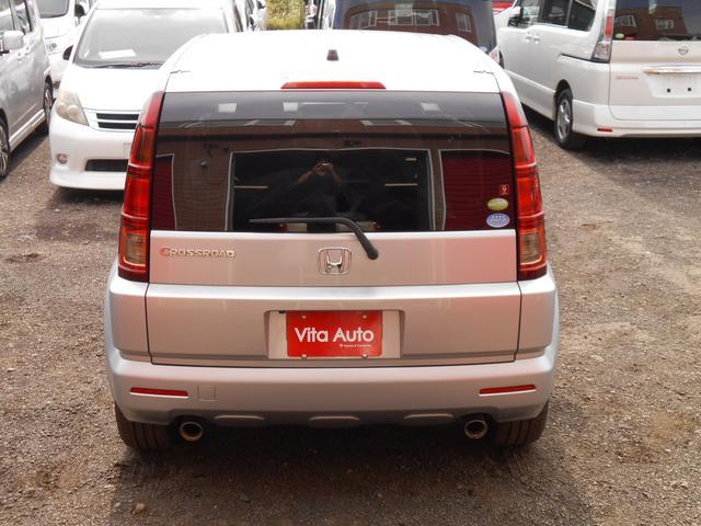 「ホンダ」「クロスロード」「SUV・クロカン」「北海道」の中古車12