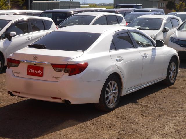 「トヨタ」「マークX」「セダン」「北海道」の中古車17