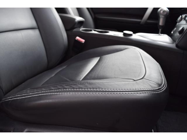 20G FOURアーバンブラックレザー 4WD メモリーナビ バックカメラ サイドカメラ DVD再生 シートヒーター サンルーフ 革シート HID オートライト(19枚目)