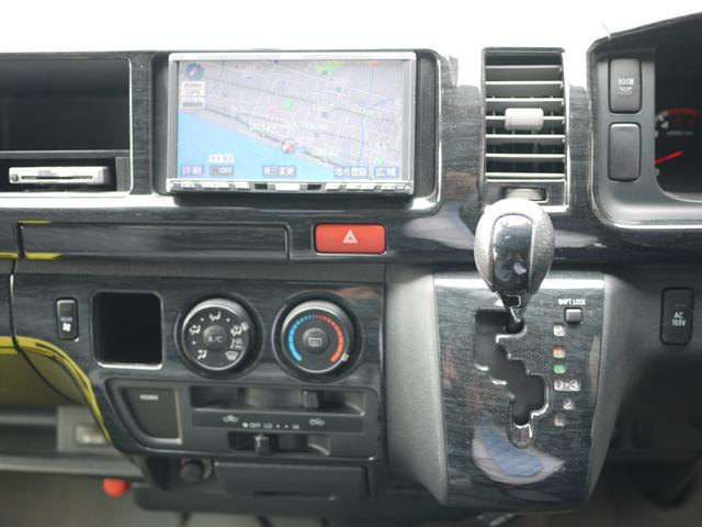 トヨタ ハイエースコミューター スーパーロングGLターボ 4WD HR