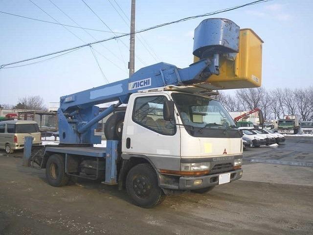高所作業車 アイチSK126(2枚目)