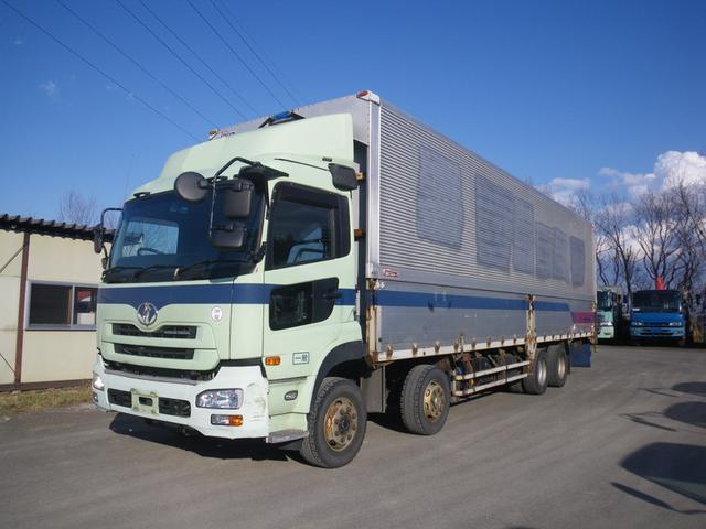 「その他」「クオン」「トラック」「北海道」の中古車6