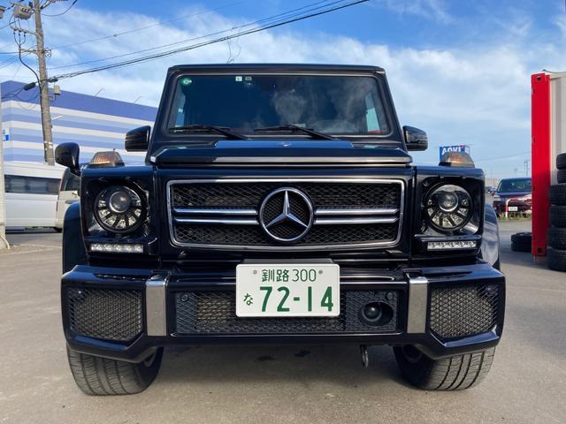 「メルセデスベンツ」「Gクラス」「SUV・クロカン」「北海道」の中古車2