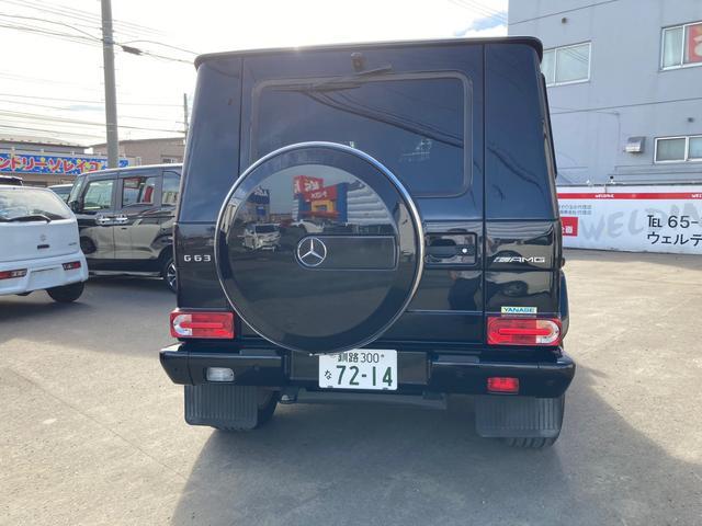 「メルセデスベンツ」「Gクラス」「SUV・クロカン」「北海道」の中古車8