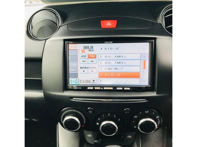 13C 4WD TV ナビ AT 保証付 オーディオ付(11枚目)