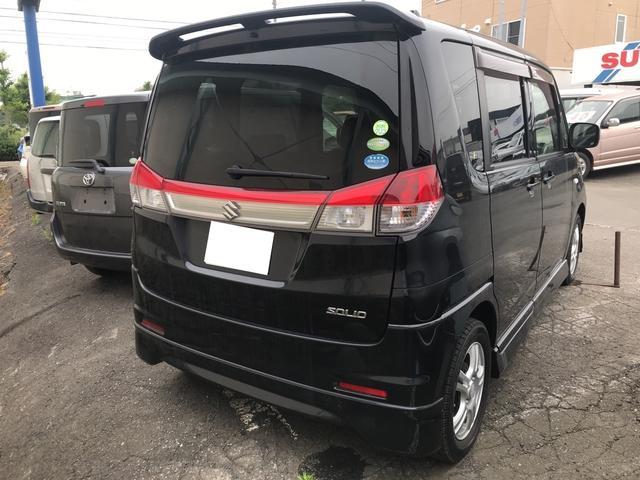 「スズキ」「ソリオ」「ミニバン・ワンボックス」「北海道」の中古車5
