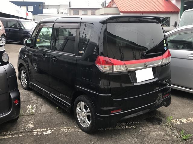 「スズキ」「ソリオ」「ミニバン・ワンボックス」「北海道」の中古車7