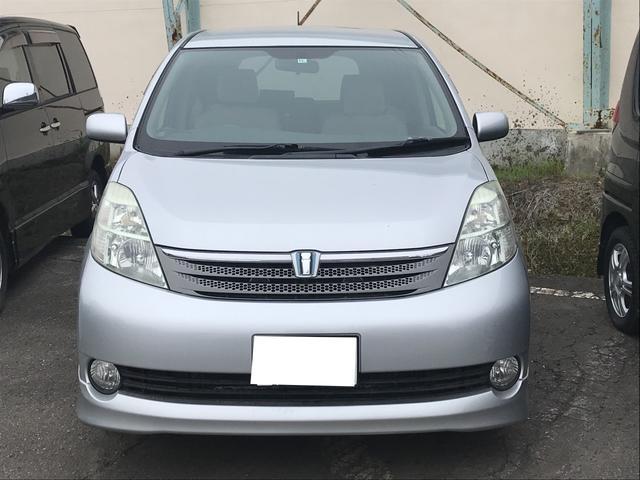 「トヨタ」「アイシス」「ミニバン・ワンボックス」「北海道」の中古車2