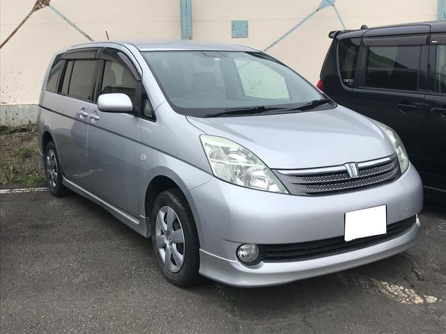 「トヨタ」「アイシス」「ミニバン・ワンボックス」「北海道」の中古車3