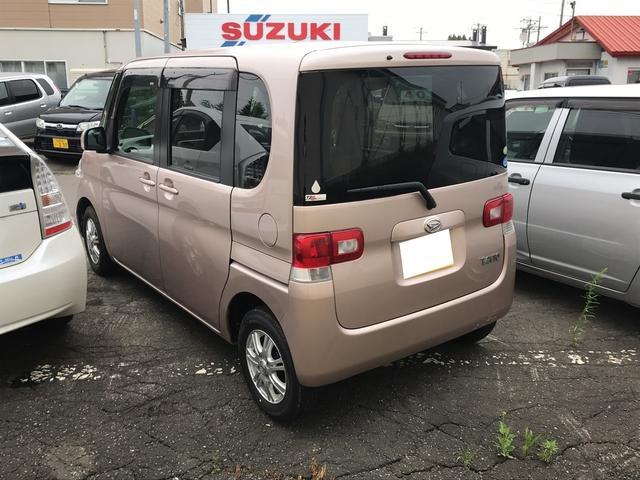 「ダイハツ」「タント」「コンパクトカー」「北海道」の中古車7