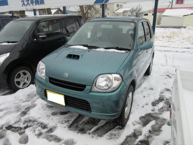 「スズキ」「Kei」「コンパクトカー」「北海道」の中古車2