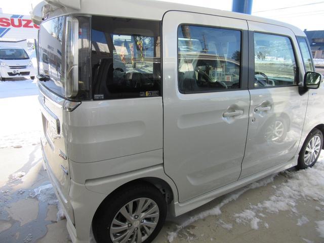 「スズキ」「スペーシアカスタム」「コンパクトカー」「北海道」の中古車5