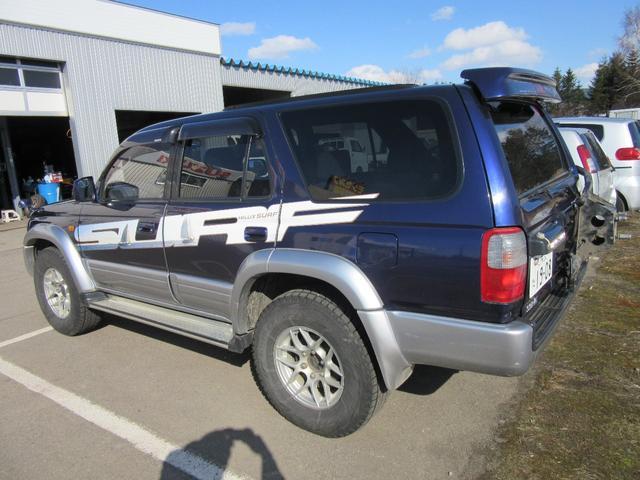「トヨタ」「ハイラックスサーフ」「SUV・クロカン」「北海道」の中古車5