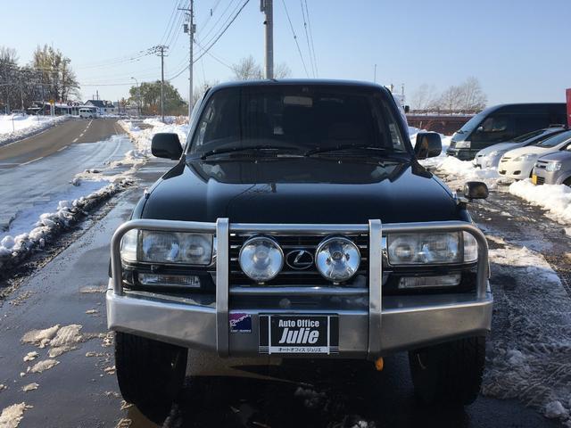 「トヨタ」「ランドクルーザー80」「SUV・クロカン」「北海道」の中古車2