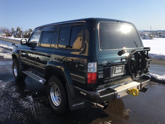「トヨタ」「ランドクルーザー80」「SUV・クロカン」「北海道」の中古車9