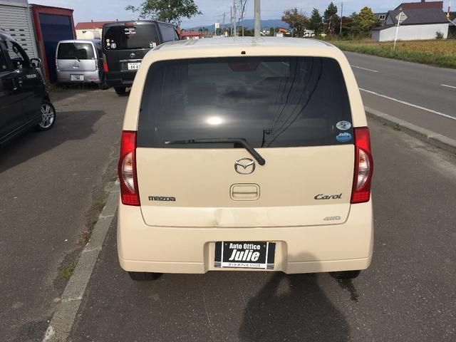 X 4WD ユーザー買取車 車検令和5年9月(3枚目)