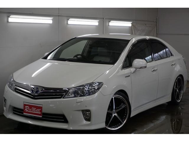 G・本州仕入・4灯LED・車高調・外19AW・トムススロコン(17枚目)