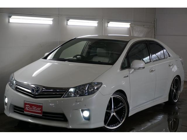 G・本州仕入・4灯LED・車高調・外19AW・トムススロコン(18枚目)