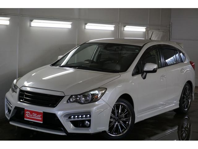 2.0i-Sアイサイト・4WD・本州仕入・ケンスタイルエアロ(16枚目)