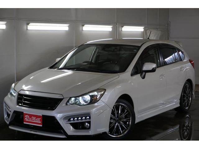 2.0i-Sアイサイト・4WD・本州仕入・ケンスタイルエアロ(17枚目)