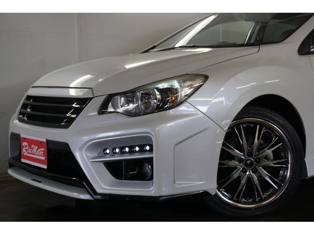 2.0i-Sアイサイト・4WD・本州仕入・ケンスタイルエアロ(19枚目)