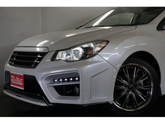 2.0i-Sアイサイト・4WD・本州仕入・ケンスタイルエアロ(20枚目)
