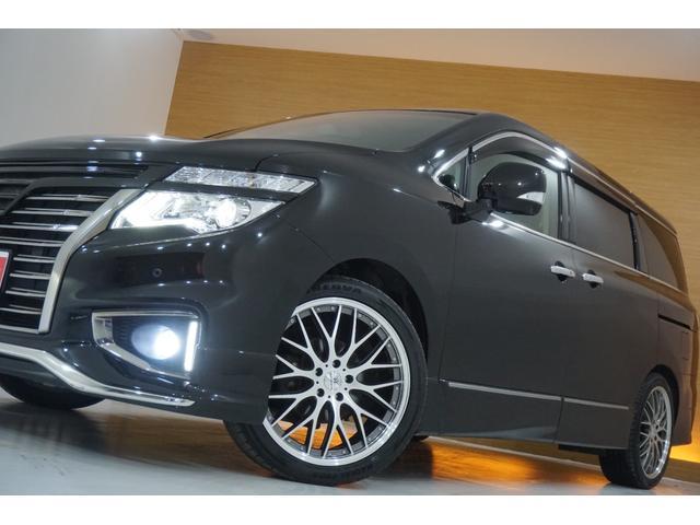 250ハイウェイスターS アーバンクロム 本州仕入れ・ロクサーニ20インチ&新品夏タイヤ・アラウンドビューモニター・メーカーナビ&フリップダウンM・ハーフエロ&LEDデイライト&社外グリル・クールBOX・7人乗り・両側自動ドア・後期モデル(9枚目)