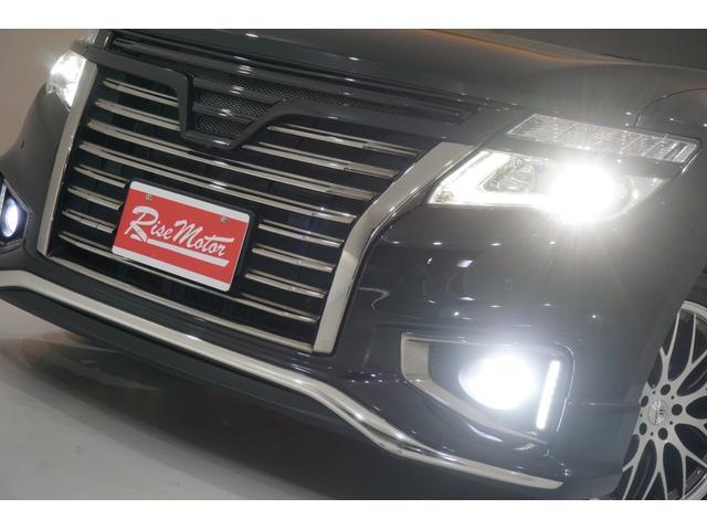 250ハイウェイスターS アーバンクロム 本州仕入れ・ロクサーニ20インチ&新品夏タイヤ・アラウンドビューモニター・メーカーナビ&フリップダウンM・ハーフエロ&LEDデイライト&社外グリル・クールBOX・7人乗り・両側自動ドア・後期モデル(19枚目)