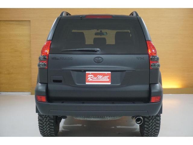 TXリミテッド 本州仕入・マットブラック全塗装済・新品MUDVANCE17AW&ジオランダー・社外新品ヘッドライト・テール・HID・LEDフォグ・フロントグリル・サンルーフ・リフトUP・社外マフラー・シートカバー(33枚目)