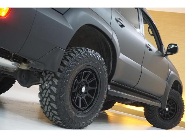 TXリミテッド 本州仕入・マットブラック全塗装済・新品MUDVANCE17AW&ジオランダー・社外新品ヘッドライト・テール・HID・LEDフォグ・フロントグリル・サンルーフ・リフトUP・社外マフラー・シートカバー(46枚目)