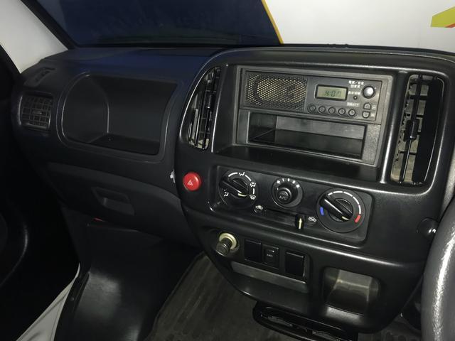 4WD エアコン パワステ 3方開 オートマ(11枚目)