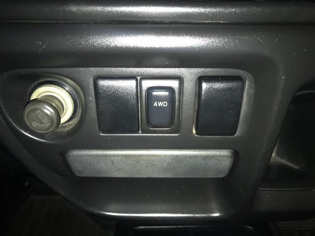 4WD エアコン パワステ 3方開 オートマ(14枚目)