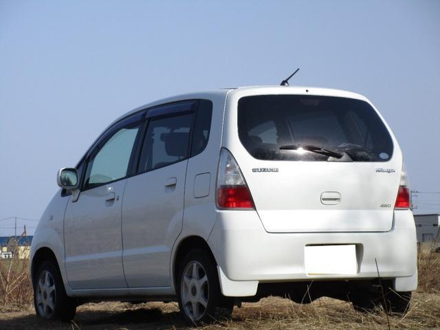 スズキ MRワゴン X 4WD プライバシーガラス