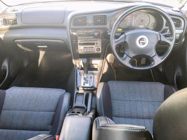 スバル レガシィB4 RSK 4WD 禁煙車 寒冷地仕様 1年保証