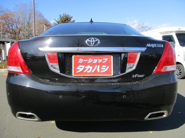 「トヨタ」「クラウンマジェスタ」「セダン」「北海道」の中古車10